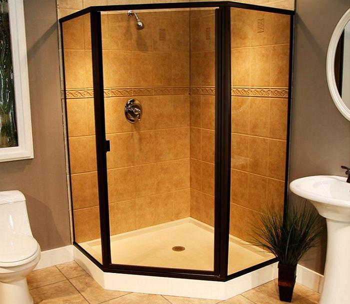 Виды душ кабин