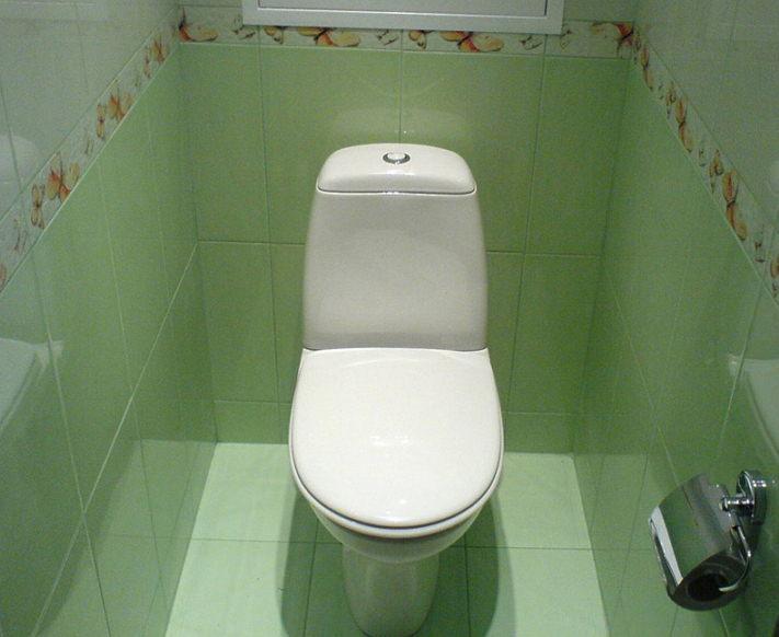 Туалет 1,5 м
