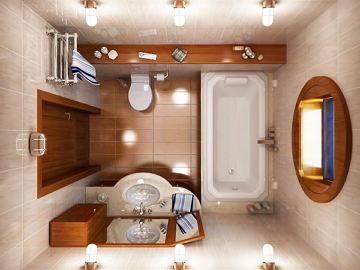дизайн маленьких ванных комнат совмещенных с туалетом в хрущевке фото дизайн