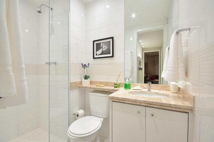 Дизайн интерьера санузлов и ванных к