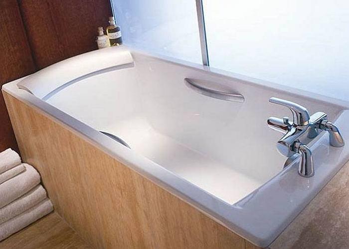 Выбрать чугунную ванну