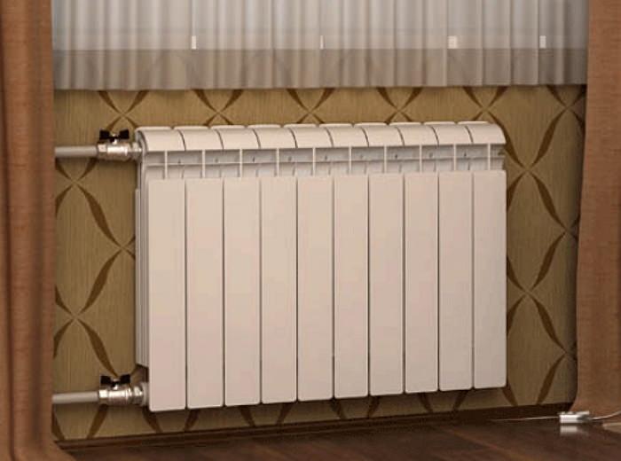 Сколько нужно секций радиатора отопления