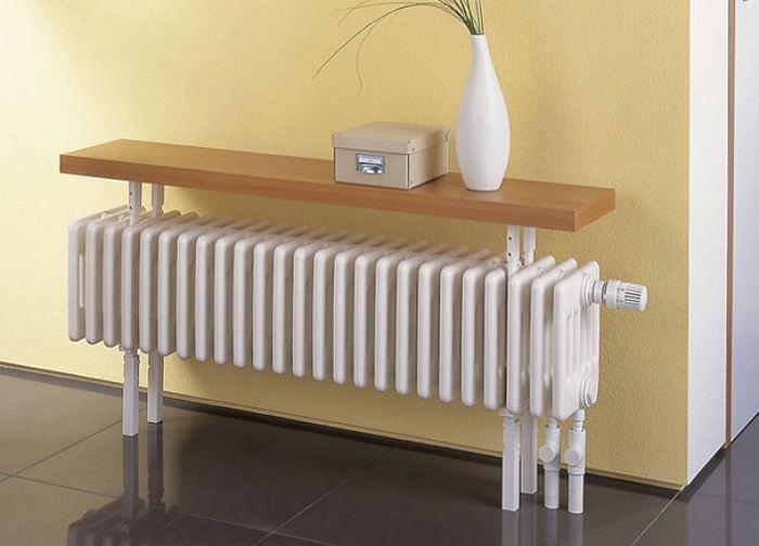 Нестандартный радиатор отопления