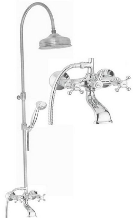 Как сделать тропический душ в ванной 93