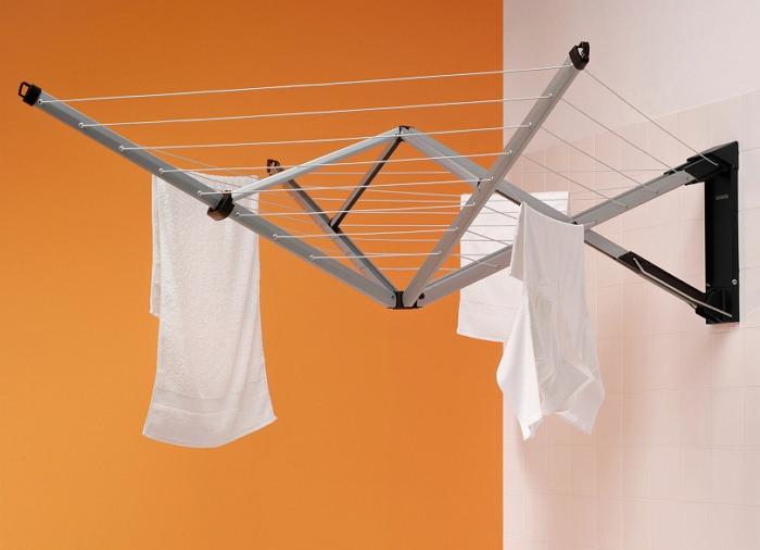 Конструкция для высыхания одежды