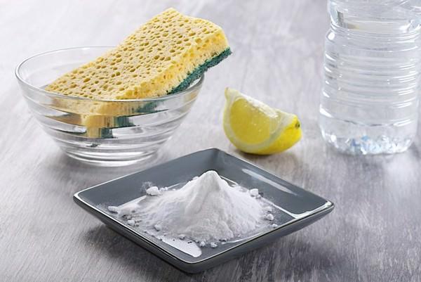 Домашние средства для чистки ванны