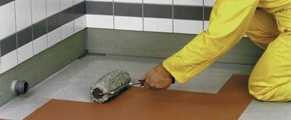 Как сделать гидроизоляцию потолка 597