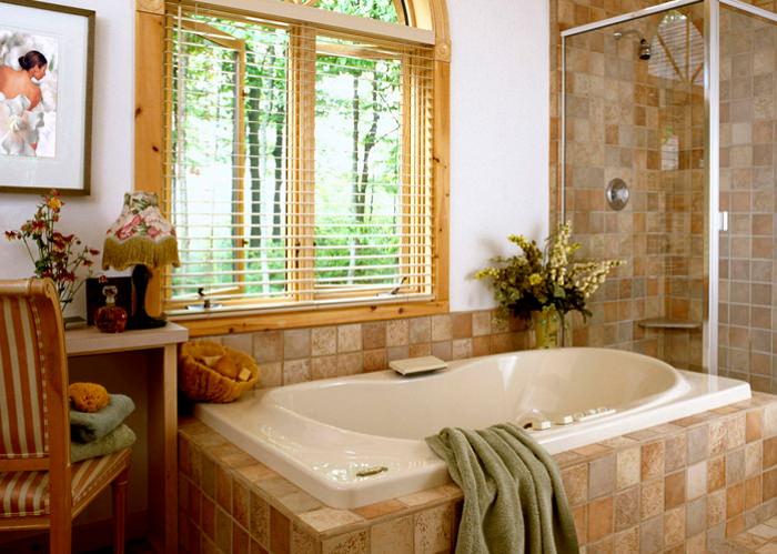 Лучше выбрать акриловую или чугунную ванну