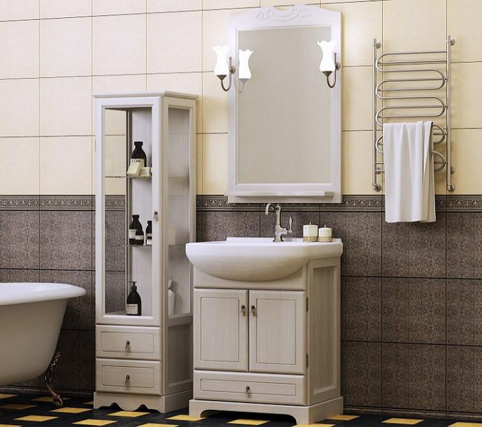 Мебельный гарнитур для ванной комнаты