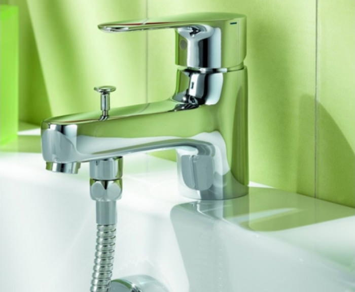 Какой фирмы выбрать смеситель для ванной Смеситель BelBagno Reno REN LVM CRM для раковины