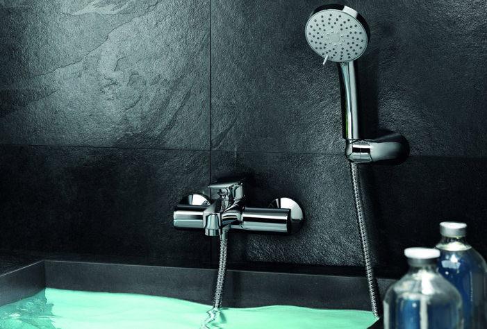 Особенности смесителя с душем