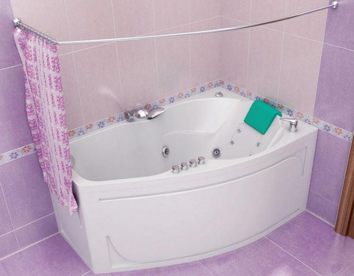 Качественные характеристики акриловой ванны