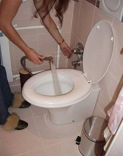 Для чего нужен гигиенический душ