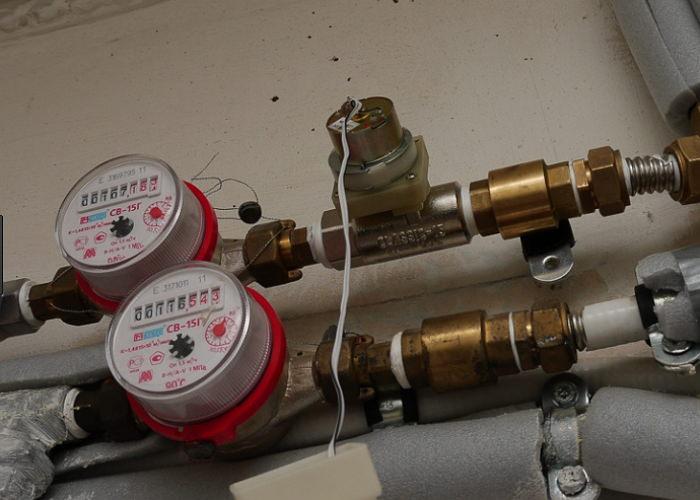 Обратный клапан для воды в системе