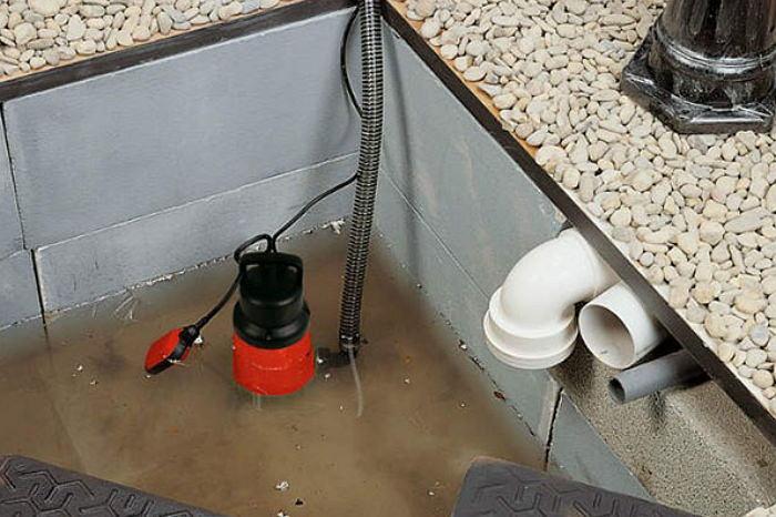 Погружной насос для канализции