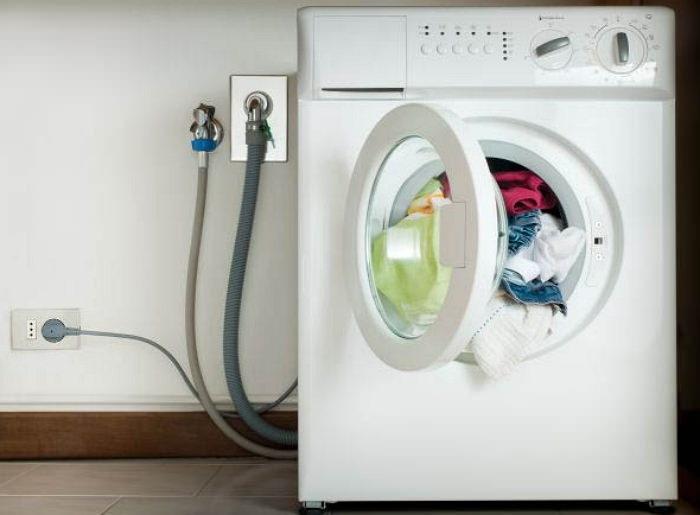 Подключение стиральной машины к коммуникациям