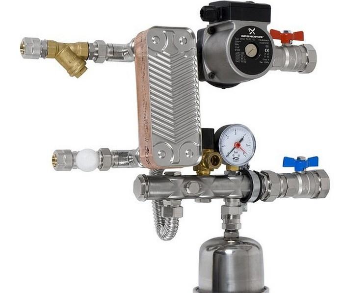 Воздушный теплообменник системы отопления Полусварной пластинчатый теплообменник Sondex SW136 Владивосток