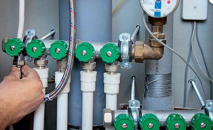 Коллектор для водоснабжения своими руками 758