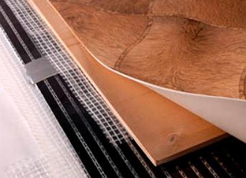 Можно ли на теплый пол стелить линолеум