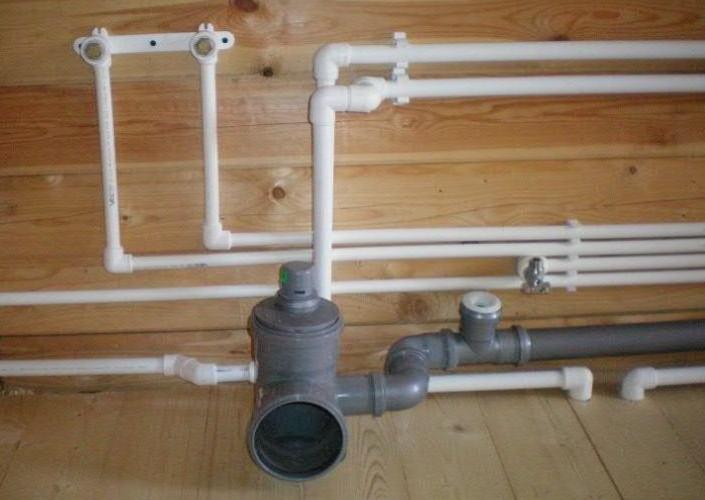 Расчет трубопровода для воды