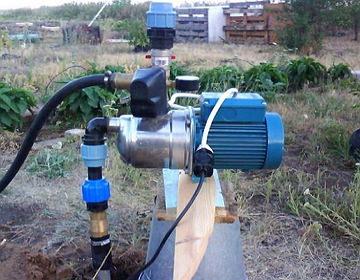 Как выбрать насос для системы водоснабжения частного дома?