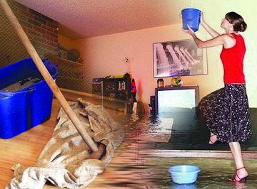Что делать и куда обращаться, если затопили соседи сверху?