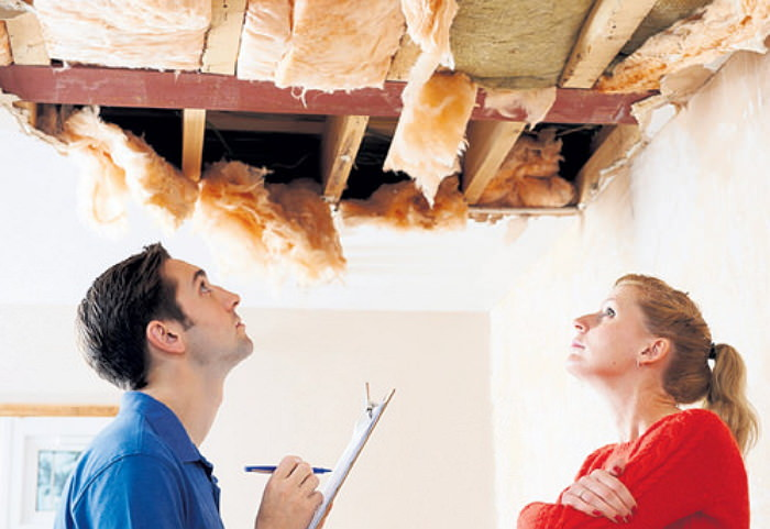 Оценка ущерба при затоплении жилого помещения