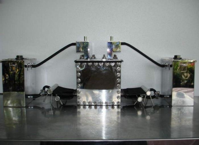 Самодельный генератор водорода