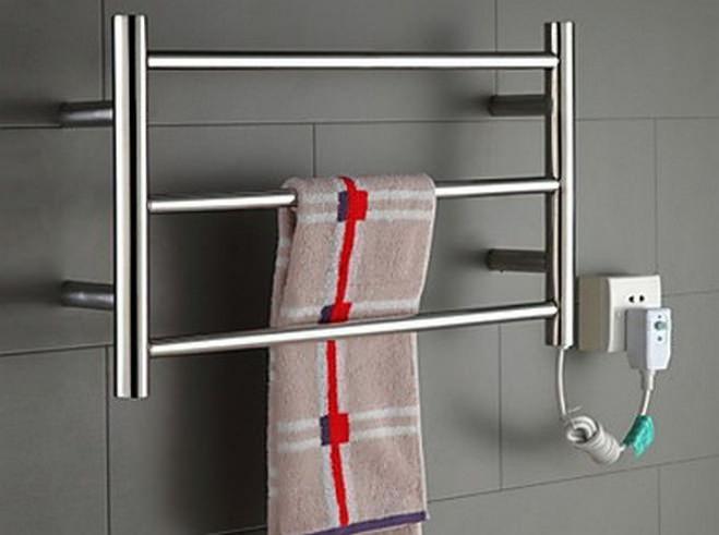 Полотенцесушитель электрический в ванную комнату