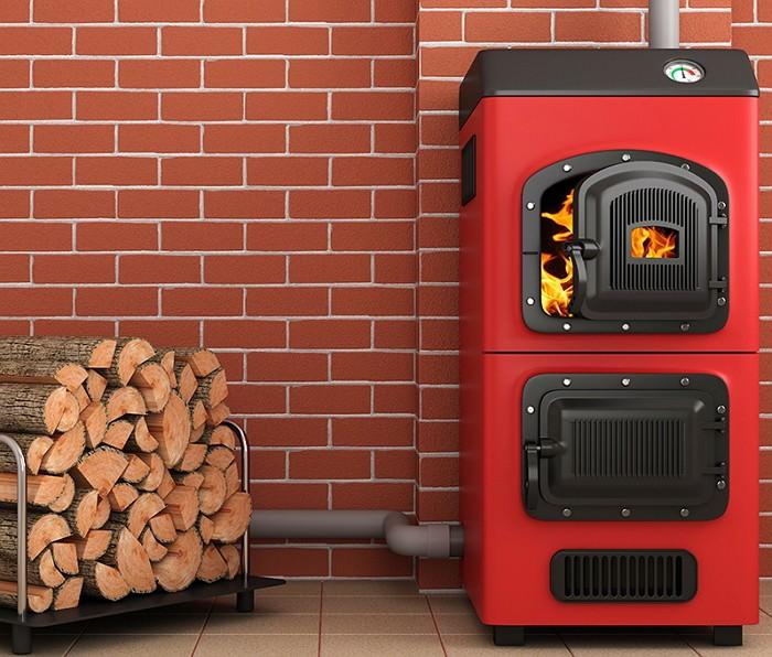 Котел длительного горения на дровах для дома