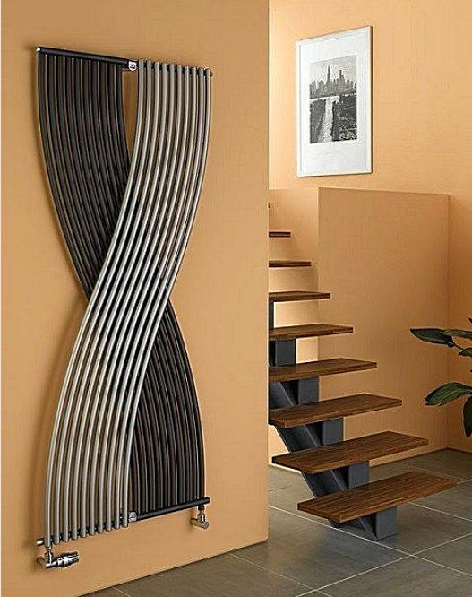 Стальные трубчатые радиаторы вертикального типа
