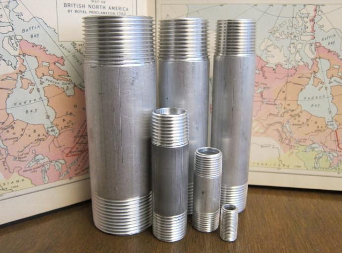 Разновидности сгонов для трубопровода