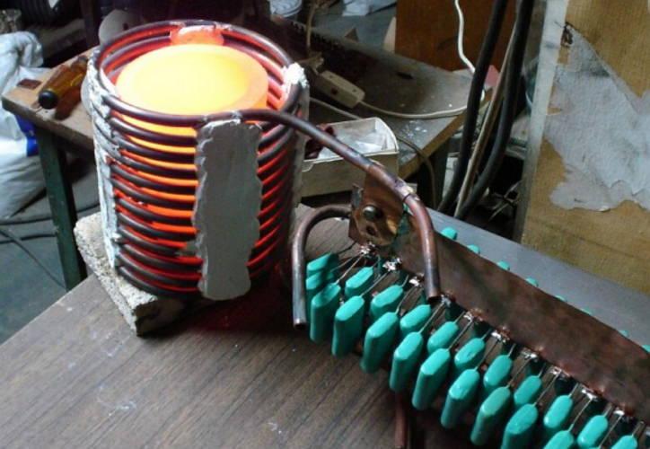 Электрокотел своими руками: электрический котел, самодельный ТЭН для отопления дома, как сделать самому