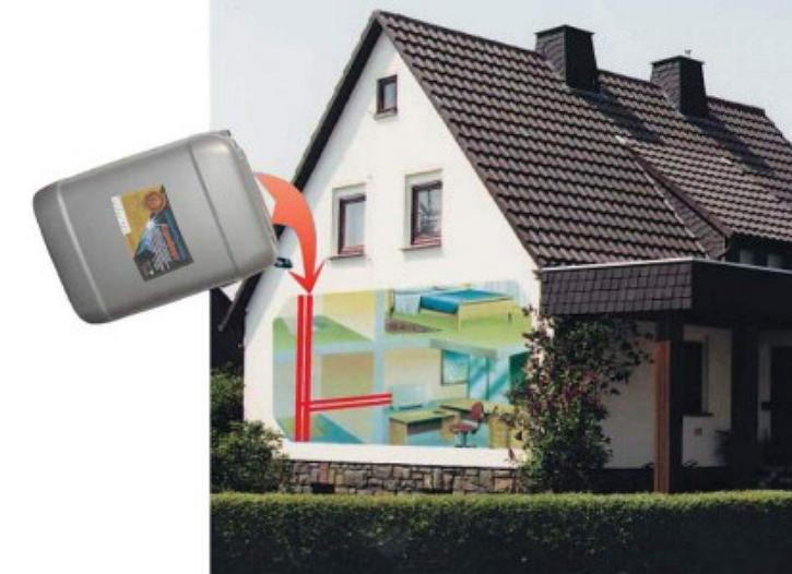 Незамерзайка для системы отопления частного дома