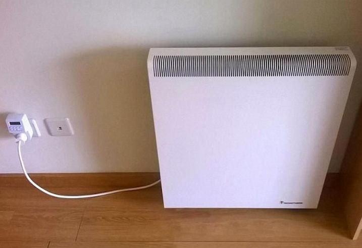 розетка с терморегулятором для обогревателя