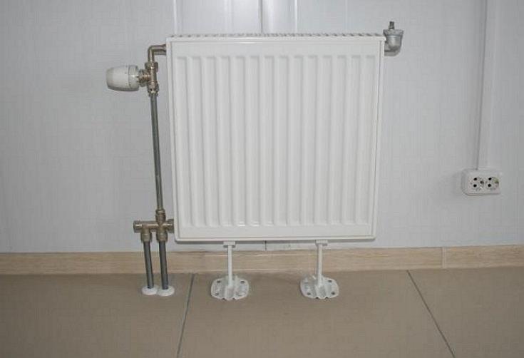 Батареи отопления с терморегулятором
