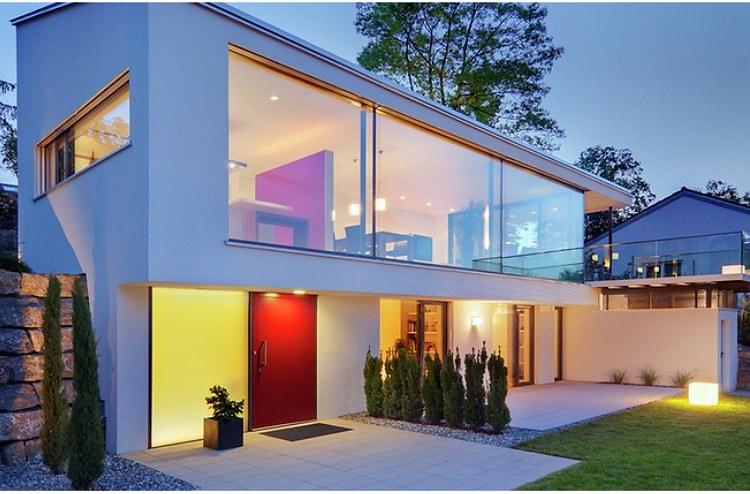 Система отопления двухэтажного дома проекты схемы разводки